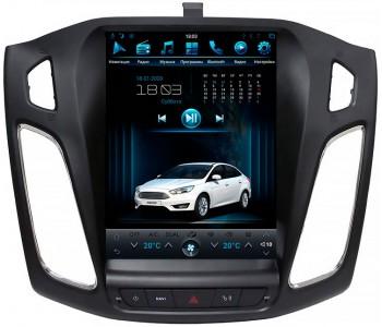 """Штатное головное устройство для Ford Focus III Экран 10,4"""""""