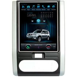 "Штатное головное устройство для Nissan X-Trail T31 Экран 10,4"""