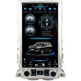 """Штатное головное устройство для Toyota LC 200 2015-2020 Экран 16"""""""