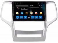 Штатное головное устройство для Jeep Grand Cherokee на OS Android 9.0.1