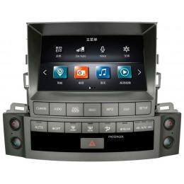 """Штатное головное устройство для Lexus LX570 2007-2015 Экран 8"""""""