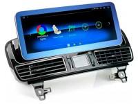 Штатная мультимедийная система Mankana для Mercedes-Benz GLS X166, GLE W166, C292 на OS Android 10.1