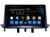 Штатное головное устройство на OS Android 10.1 для Renault Megane III