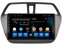 Штатное головное устройство на OS Android 10.1 для Suzuki SX4