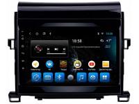 Штатная мультимедийная система на OS Android 9.0.1 для Toyota Alphard H20