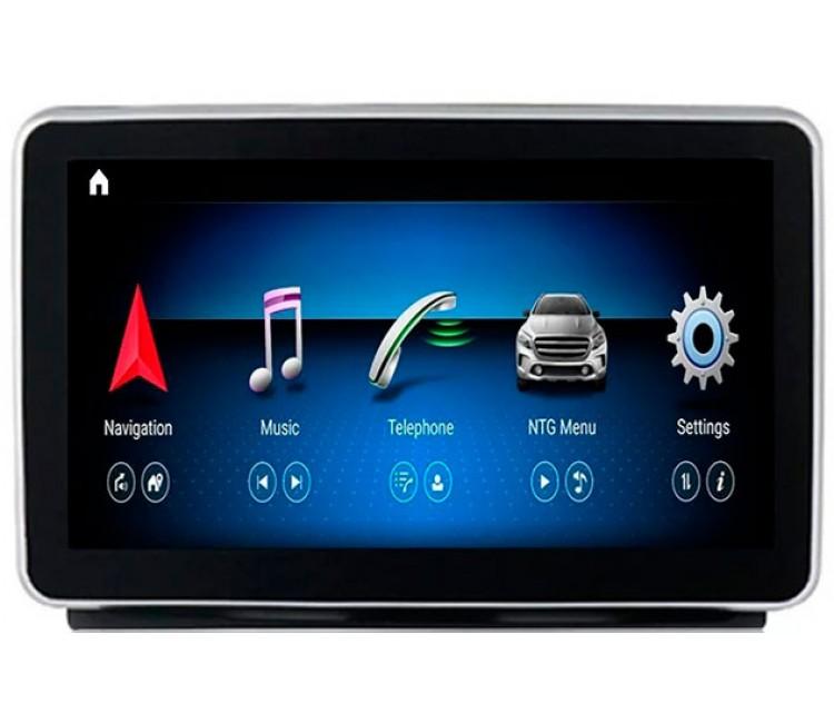 Штатная мультимедийная система Mankana для Mercedes-Benz M-class W166, GL-class X166 на OS Android