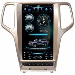 "Штатное головное устройство для Jeep Grand Cherokee 2014-2019 Экран 13,6"""