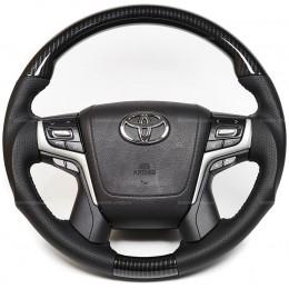 Руль для Toyota Land Cruiser 200 2007-2021 с анатомией