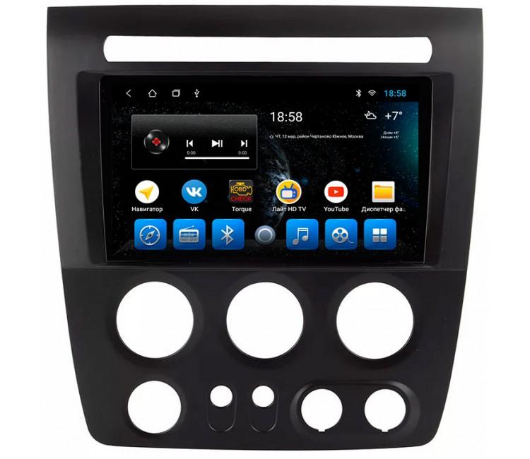 Штатная мультимедийная система на OS Android 10.1 для Hummer H3