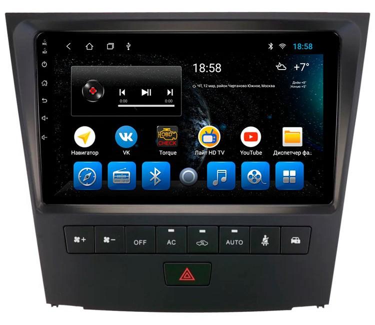 "Головное устройство Mankana BS-09056 для Lexus GS на OS Android, Экран 9"""