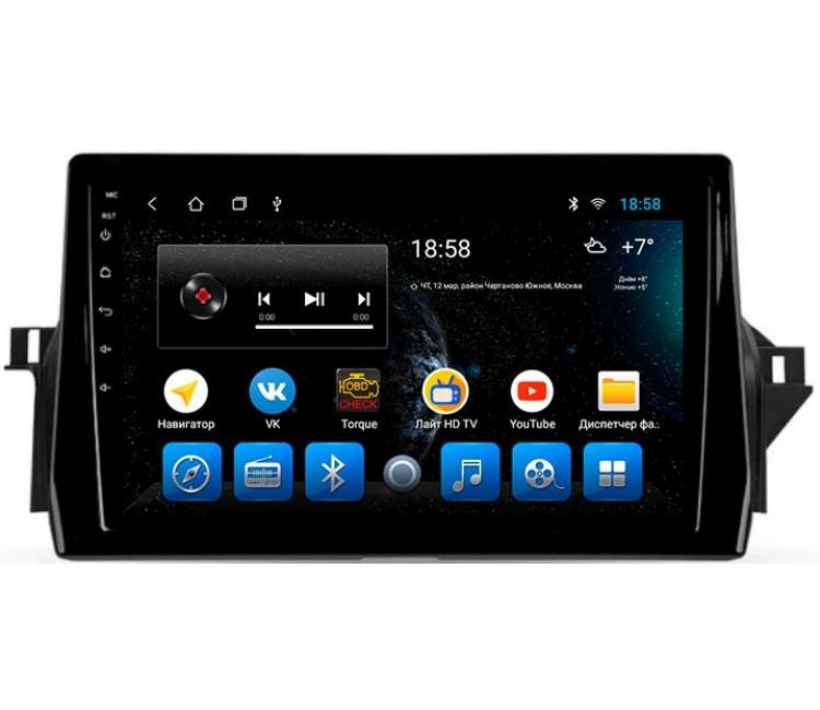 Штатная мультимедийная система Mankana для Toyota Camry V75 на OS Android