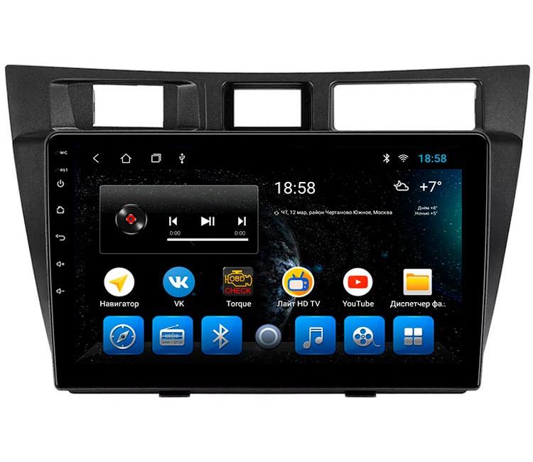 """Головное устройство Mankana BS-09074 для Toyota Mark II X110 на OS Android, Экран 9"""""""