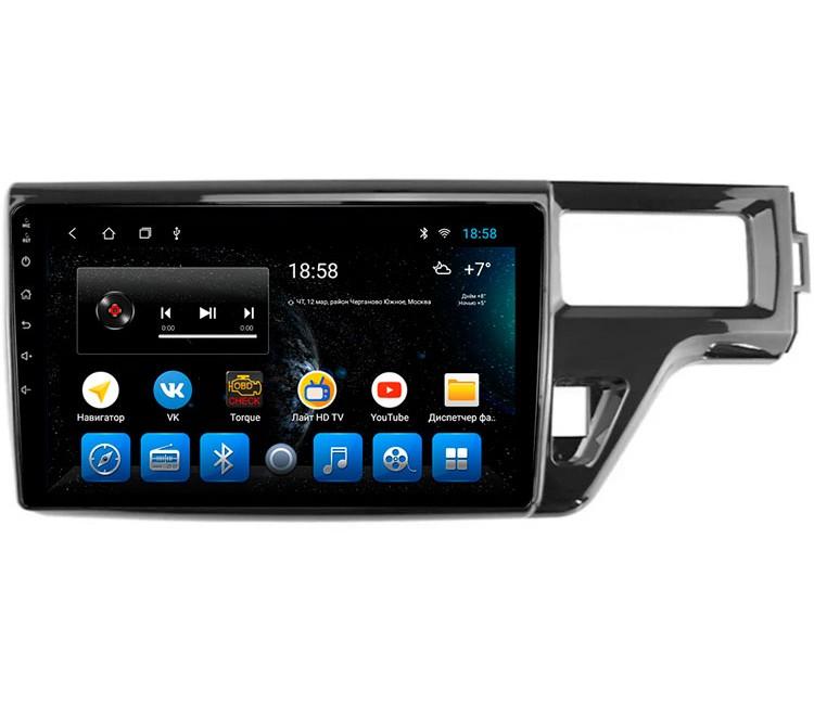 "Головное устройство Mankana BS-09173 для Honda Stepwgn V 15-18г на OS Android, Экран 9"""