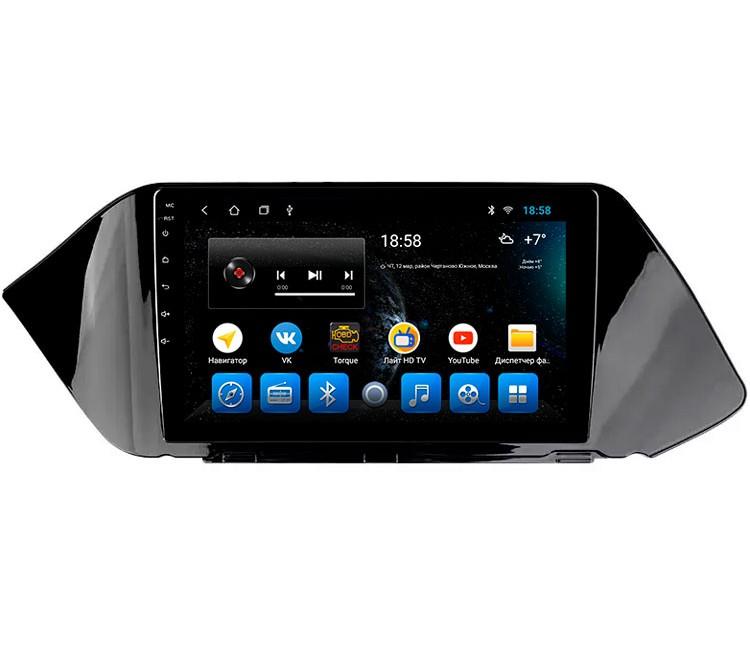 "Головное устройство Mankana BS-10715 для Hyundai Sonata  DN8 19-22г на OS Android, Экран 10,1"""
