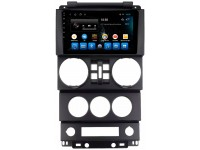 "Головное устройство Mankana BS-09182 для Jeep Wrangler 07-10г на OS Android, Экран 9"""