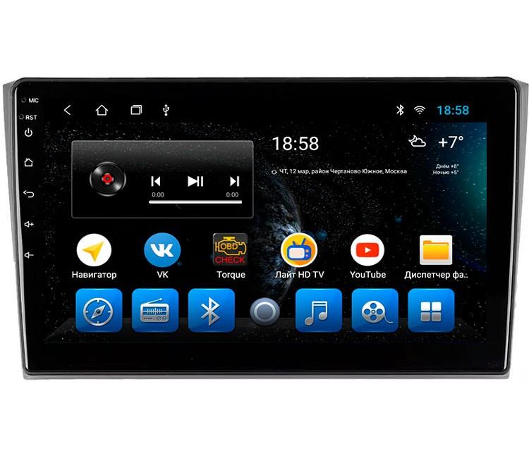 "Головное устройство Mankana BS-10241 для Mazda CX-9 на OS Android, Экран 10,1"""