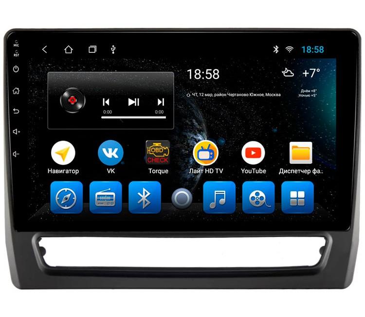 "Головное устройство Mankana BS-10238 для Mitsubishi ASX II 21-22г на OS Android, Экран 10,1"""
