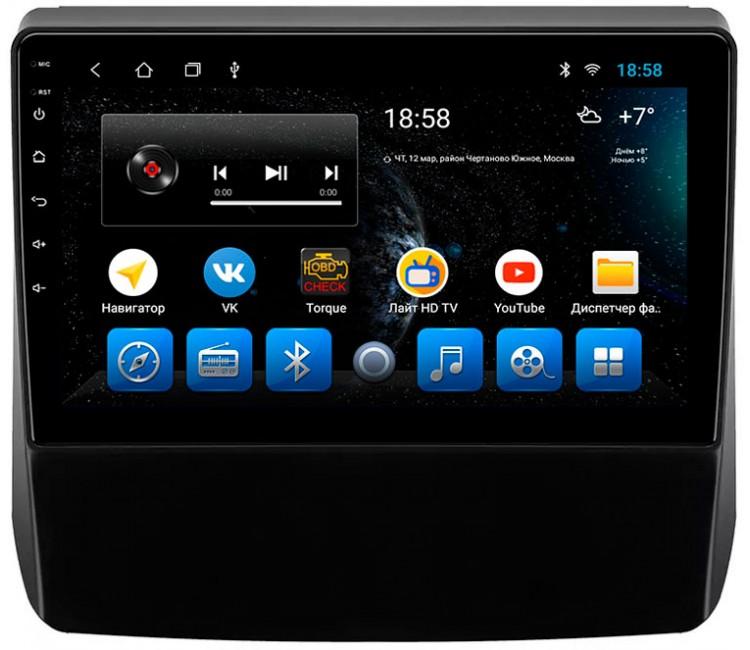 "Головное устройство Mankana BS-09091 для Subaru Forester V, Impreza V на OS Android, Экран 9"""