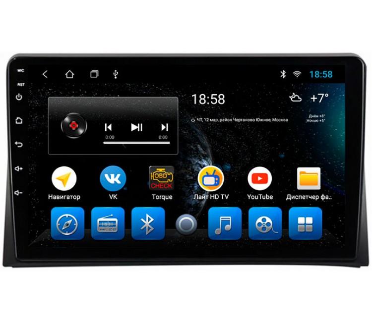 "Головное устройство Mankana BS-09233 для Volkswagen Multivan T5 03-15г на OS Android, Экран 9"""