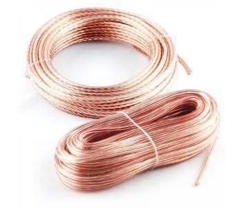 Kicx SCC-1412 Акустический медно-алюминиевый кабель разного диаметра в нарезке