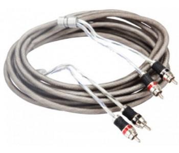 Kicx RCA-02 PRO (4.9M) Межблочный 2RCA-2RCA кабель